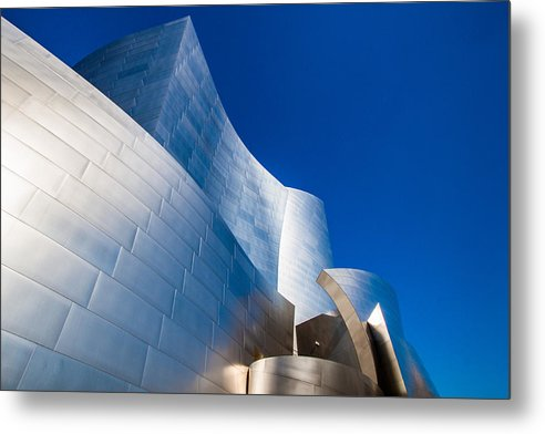 California Metal Print featuring the photograph Symphony #10 by Daniel Chen