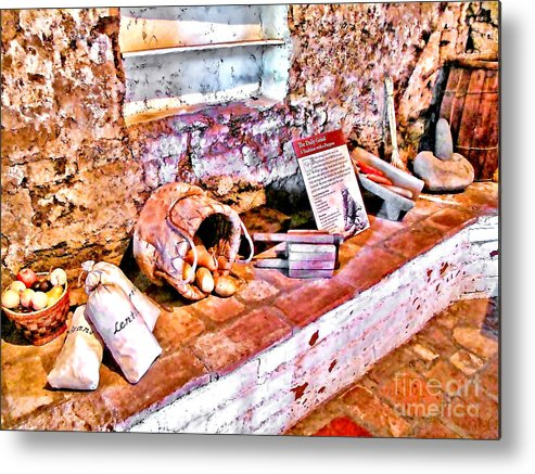 Neophyte Metal Print featuring the photograph Neophyte Daily Grind by Jason Abando