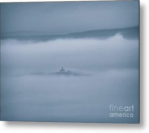 Acadia National Park Metal Print featuring the photograph Utopia by Venura Herath