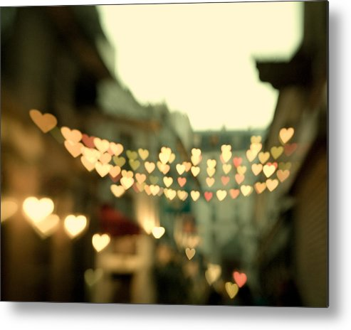 Valentine Metal Print featuring the photograph Looking For Love by Irene Suchocki