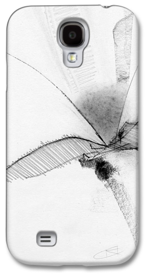 Drawing Galaxy S4 Case featuring the drawing Rcnpaintings.com by Chris N Rohrbach