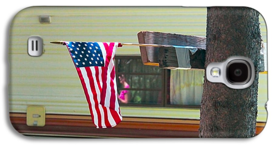 American Galaxy S4 Case featuring the photograph American Culture by Dean Drobot
