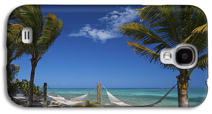 3scape Photos Galaxy S4 Case featuring the photograph Breezy Island Life by Adam Romanowicz