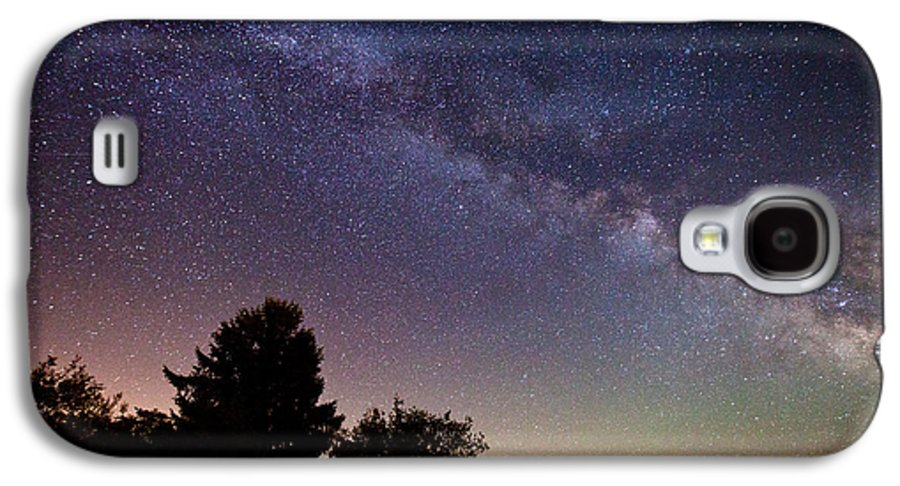 Milky Way Galaxy S4 Case featuring the photograph Coastal Skies by Darren White