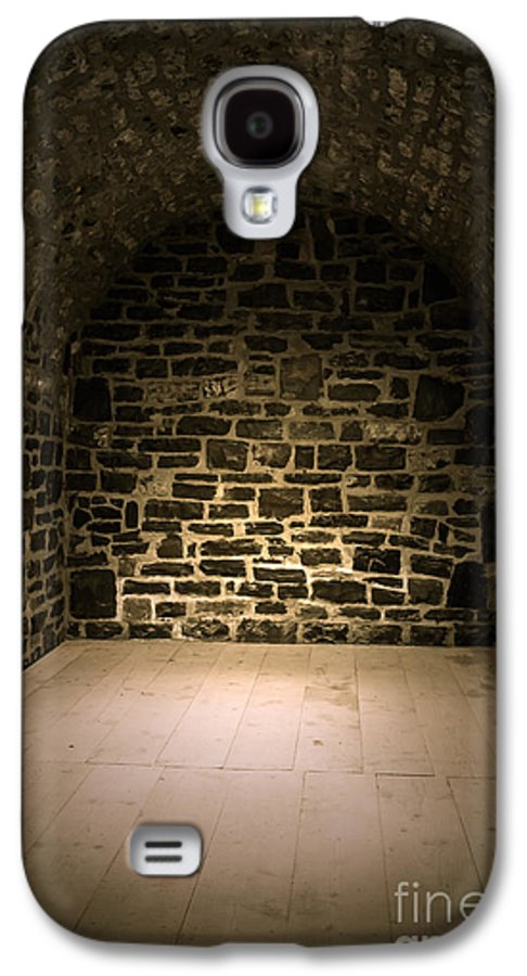 Dungeon Galaxy S4 Case featuring the photograph Dungeon by Edward Fielding