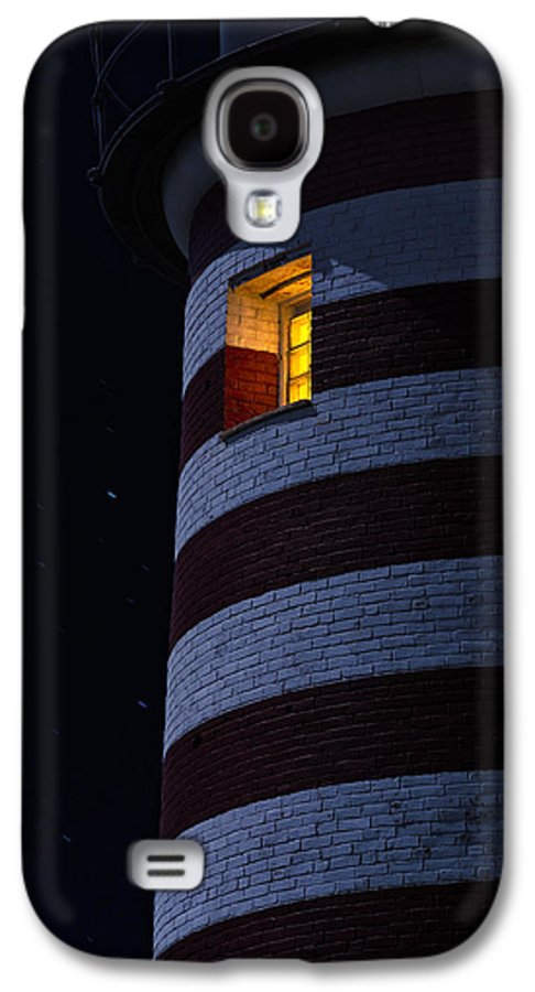 Lighthouse Galaxy S4 Case featuring the photograph Light From Within by Marty Saccone