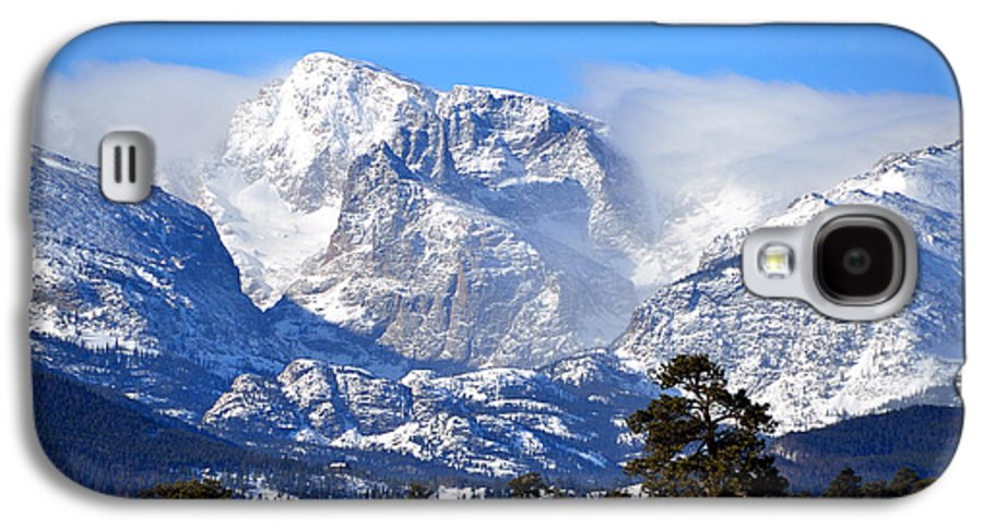 Taylor Galaxy S4 Case featuring the photograph Majestic Mountains by Tranquil Light Photography