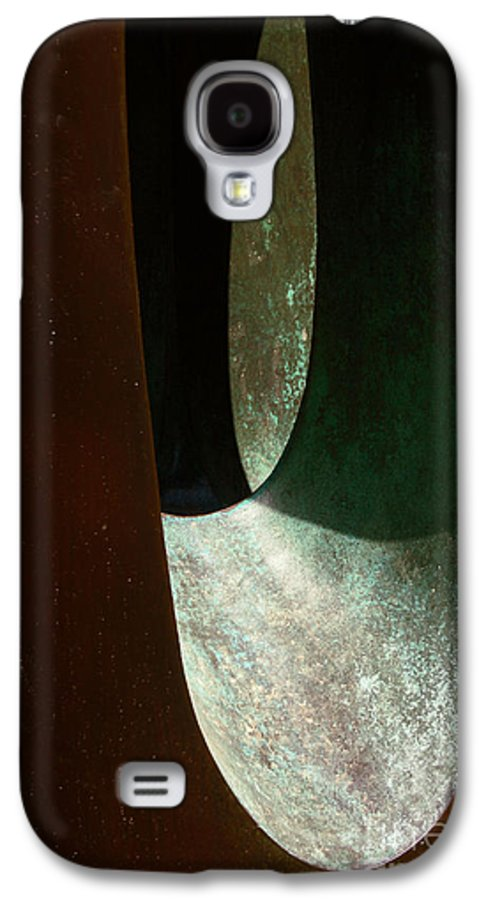 Teal Galaxy S4 Case featuring the photograph Ode To Rosenthal C by Jennifer Apffel