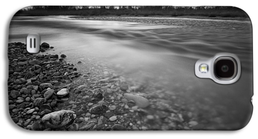 Landscapes Galaxy S4 Case featuring the photograph Restless River by Davorin Mance