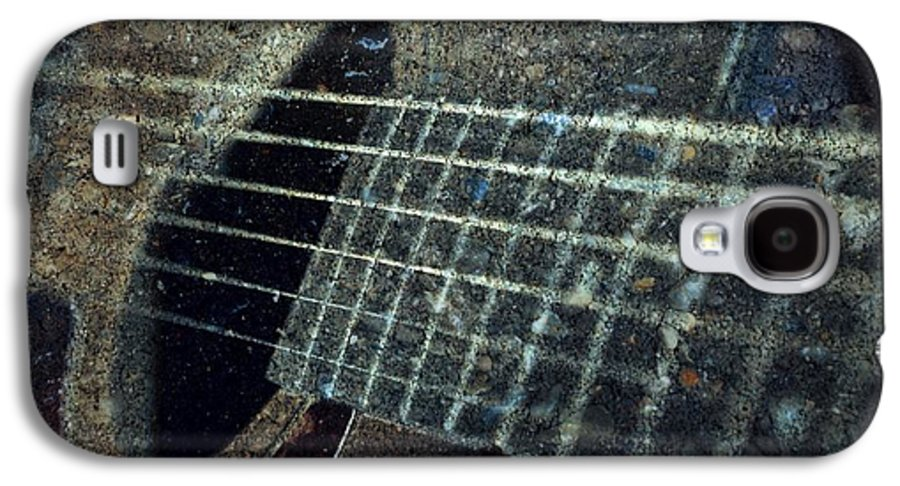 Guitar Galaxy S4 Case featuring the photograph Rock Guitar by Photographic Arts And Design Studio