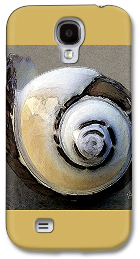 Seashell Galaxy S4 Case featuring the photograph Seashells Spectacular No 3 by Ben and Raisa Gertsberg