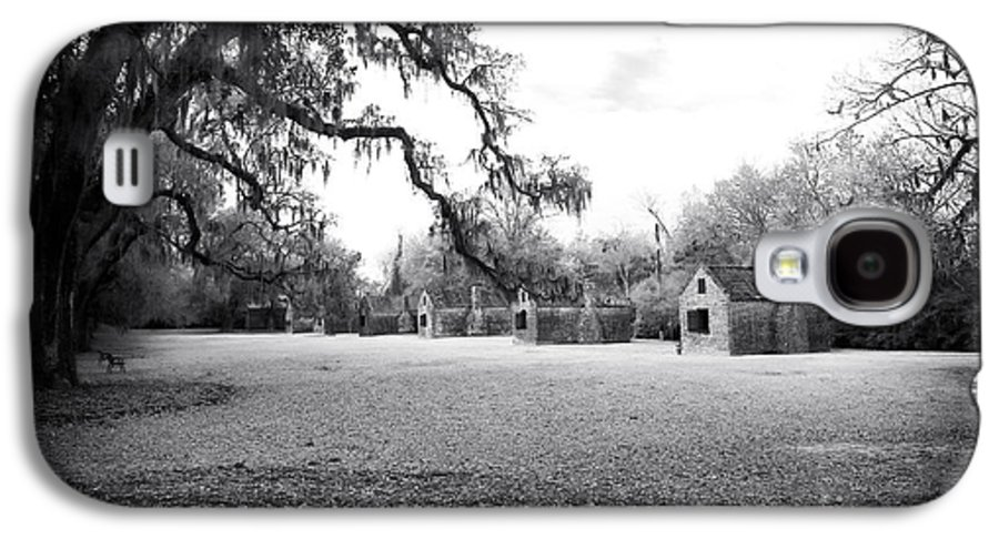 Slave Quarters Galaxy S4 Case featuring the photograph Slave Quarters by John Rizzuto