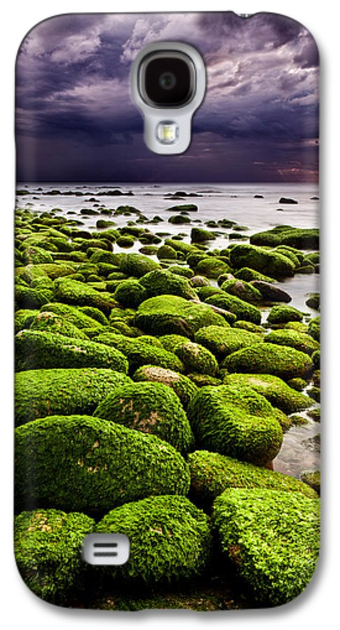 Waterscape Galaxy S4 Case featuring the photograph The Silence After The Storm by Jorge Maia