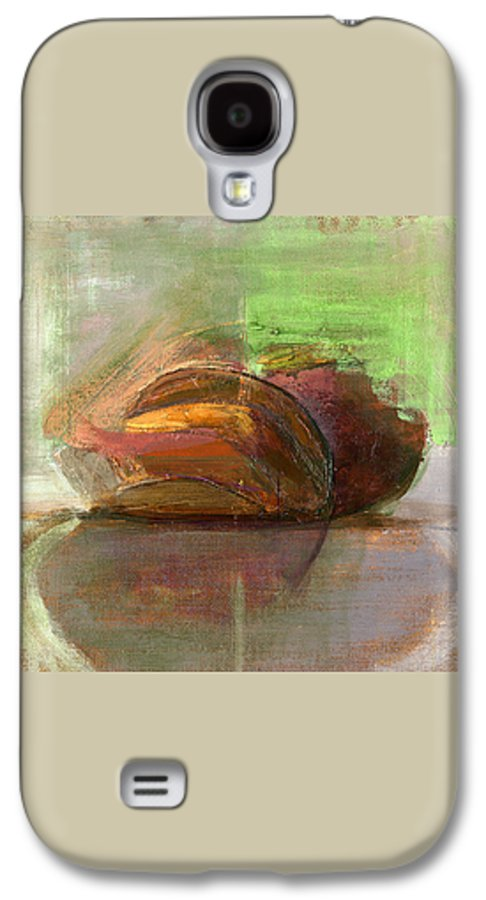 Bread Galaxy S4 Case featuring the painting Rcnpaintings.com by Chris N Rohrbach