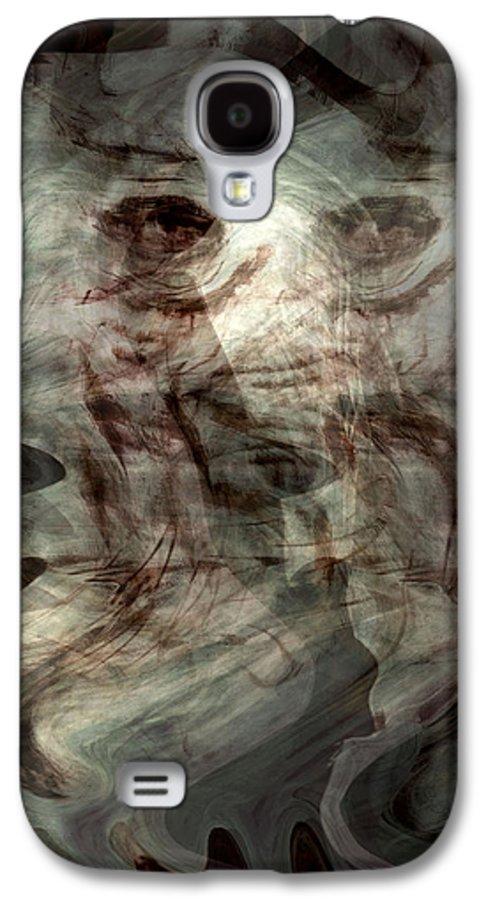 Awaken Your Mind Galaxy S4 Case featuring the digital art Awaken Your Mind by Linda Sannuti