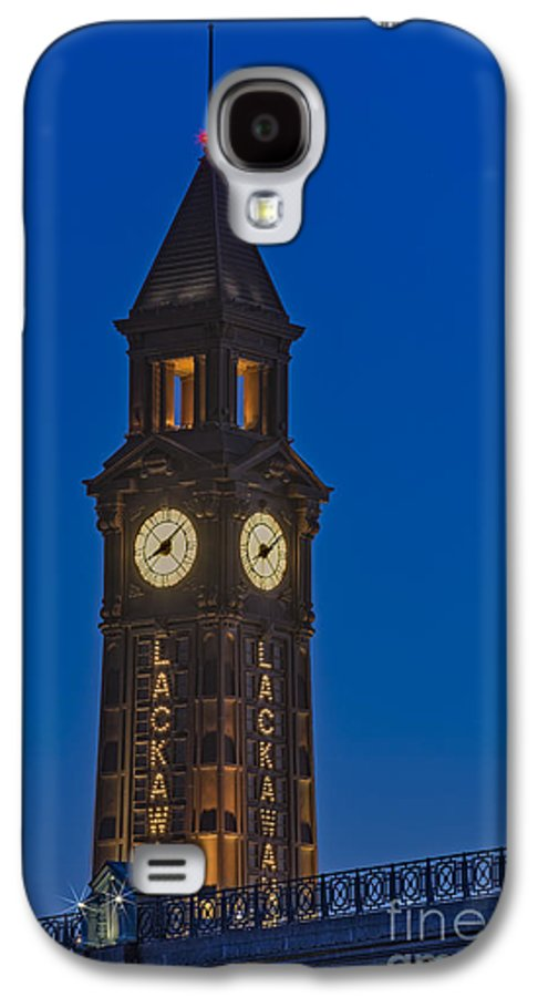 Erie Lackawana Galaxy S4 Case featuring the photograph Can I Have The Time Please by Susan Candelario
