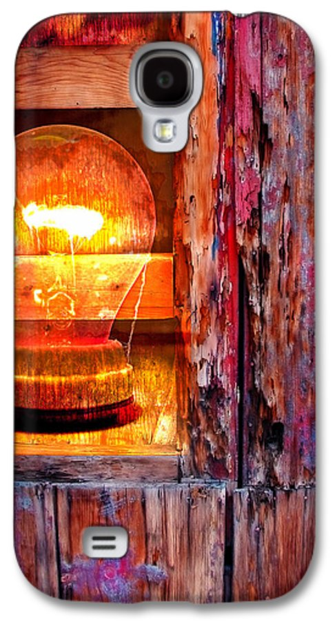 Skip Galaxy S4 Case featuring the photograph Bright Idea by Skip Hunt
