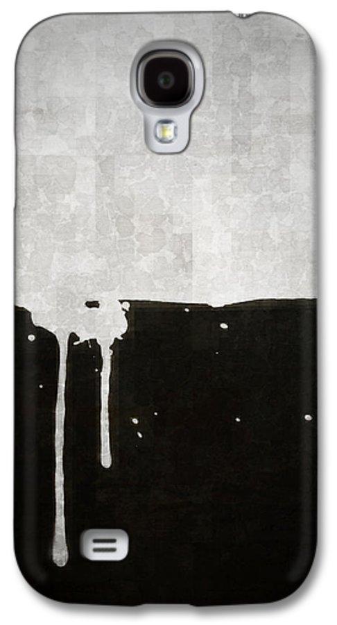 Brett Galaxy S4 Case featuring the digital art Origin by Brett Pfister