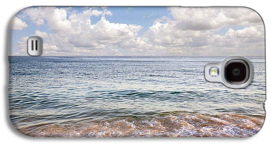 Background Galaxy S4 Case featuring the photograph Seascape by Carlos Caetano