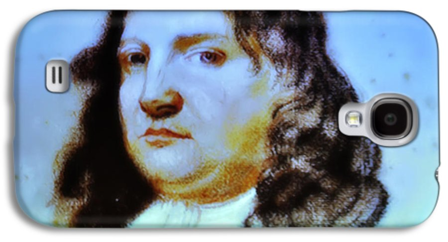 William Penn Galaxy S4 Case featuring the photograph William Penn Portrait by Bill Cannon