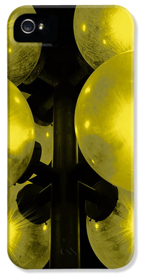 Night IPhone 5 / 5s Case featuring the photograph Night Light by Toppart Sweden