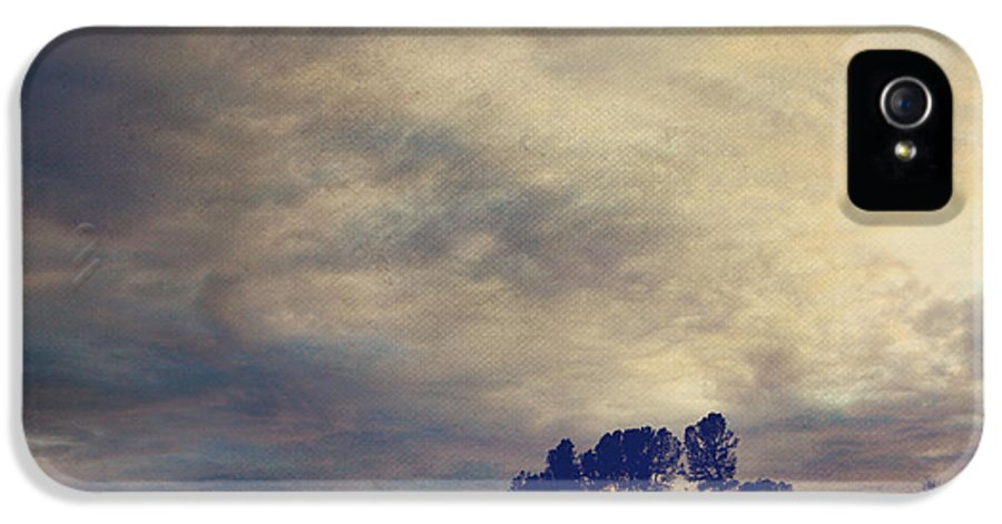 Sonora IPhone 5 / 5s Case featuring the photograph A Calm Sets In by Laurie Search