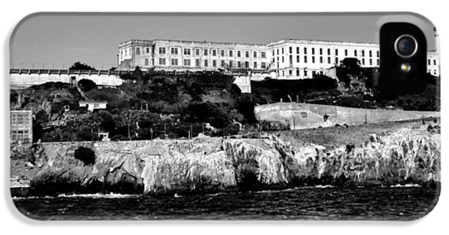 Alcatraz IPhone 5 / 5s Case featuring the photograph Alcatraz Federal Prison by Benjamin Yeager