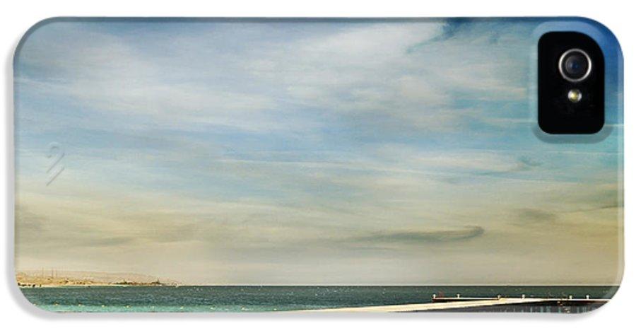 Beach IPhone 5 / 5s Case featuring the photograph Beach by Jelena Jovanovic