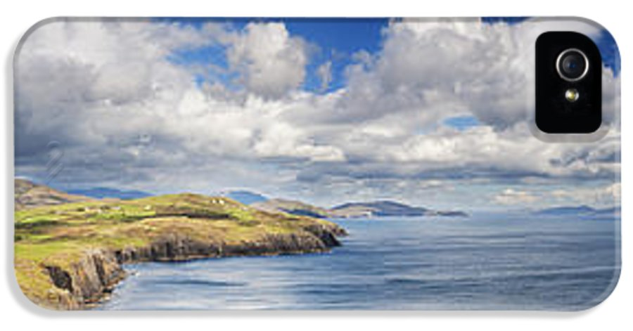 Atlantic Ocean IPhone 5 / 5s Case featuring the photograph Blackball Head And Bantry Bay by Michael David Murphy