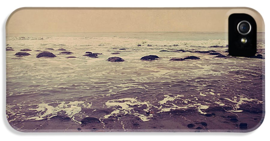 Point Arena IPhone 5 / 5s Case featuring the photograph Destined To Be by Laurie Search