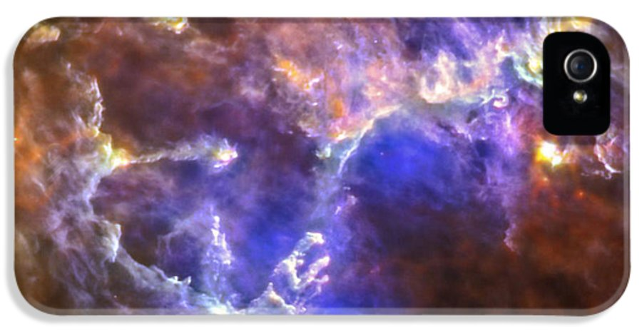 3scape Photos IPhone 5 / 5s Case featuring the photograph Eagle Nebula by Adam Romanowicz