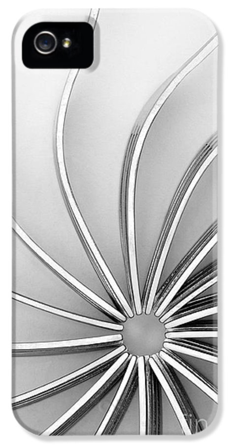 Fork IPhone 5 / 5s Case featuring the photograph Forks IIi by Natalie Kinnear
