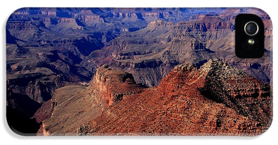 Arizona IPhone 5 / 5s Case featuring the photograph Grand Canyon by Aidan Moran