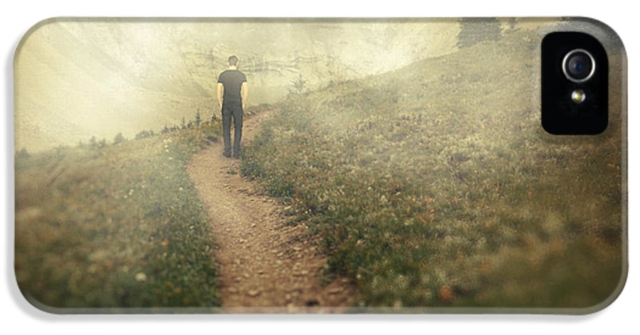 Surreal IPhone 5 / 5s Case featuring the photograph Lucid Dream by Taylan Soyturk