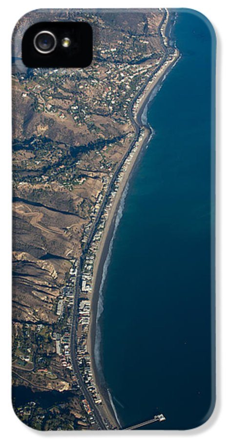 Pch IPhone 5 / 5s Case featuring the photograph PCH by John Daly