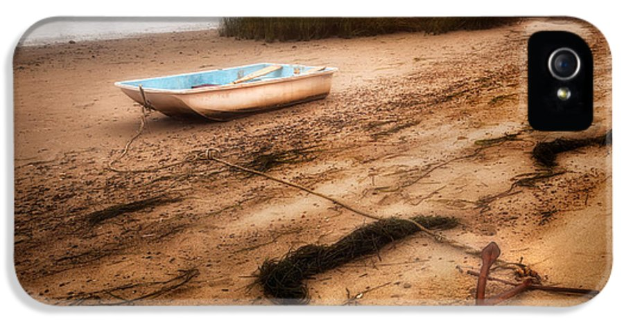 Cape Cod IPhone 5 / 5s Case featuring the photograph Someday My Ship Will Come In by Bill Wakeley