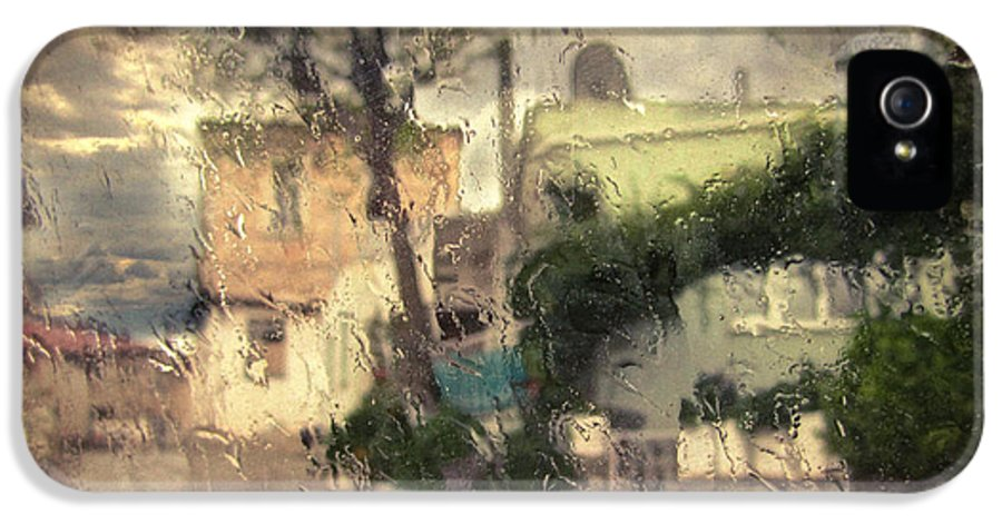 Weather IPhone 5 / 5s Case featuring the photograph Wherever I Go by Taylan Soyturk