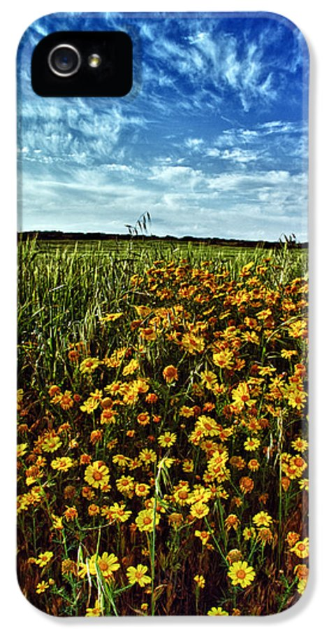 Agriculture IPhone 5 / 5s Case featuring the photograph Spring by Stelios Kleanthous