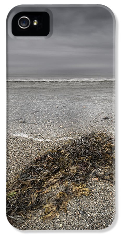 Sea IPhone 5 / 5s Case featuring the photograph On The Beach by Andy Astbury