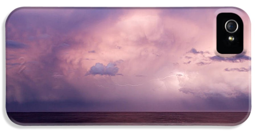 Amazing IPhone 5 / 5s Case featuring the photograph Amazing Skies by Stelios Kleanthous