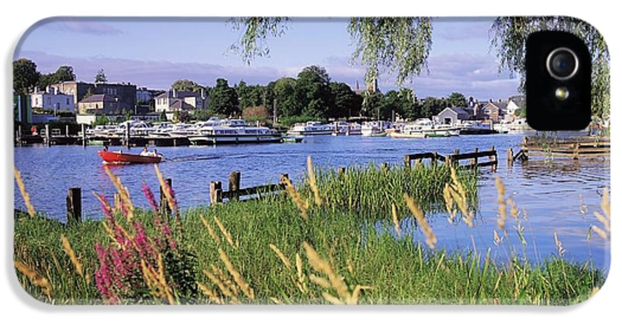 Boating IPhone 5 / 5s Case featuring the photograph Lough Derg, Ireland by The Irish Image Collection