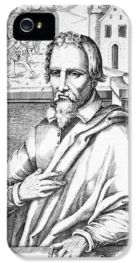 Michael Servetus IPhone 5 / 5s Case featuring the photograph Michael Servetus, Spanish Physician by