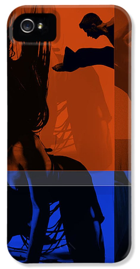 Romantic IPhone 5 / 5s Case featuring the photograph Romance by Naxart Studio