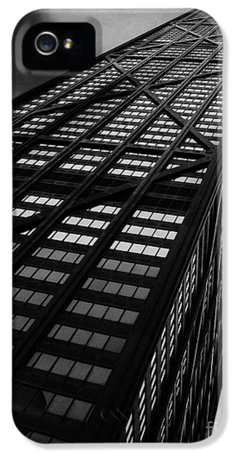 City IPhone 5 / 5s Case featuring the photograph Limitless by Dana DiPasquale