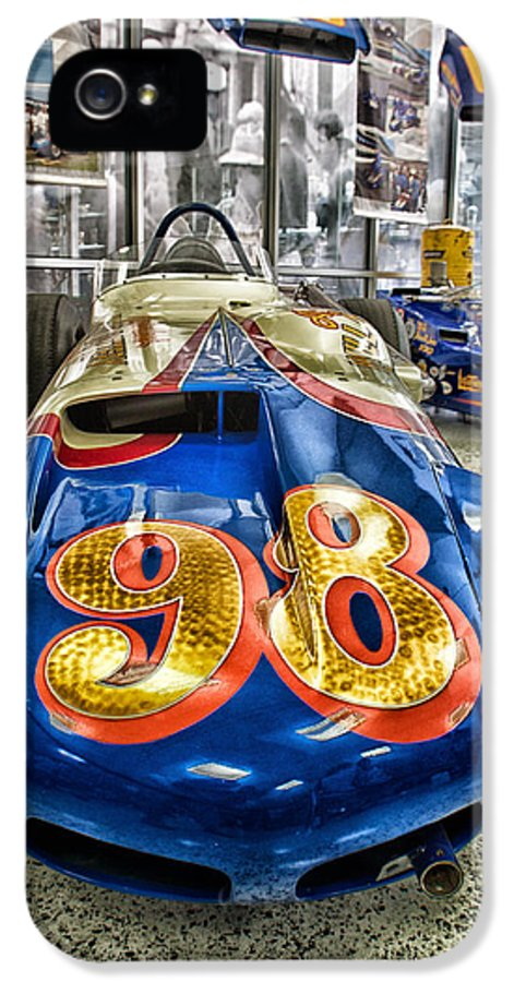 Indianapolis IPhone 5 / 5s Case featuring the photograph 98 by Lauri Novak