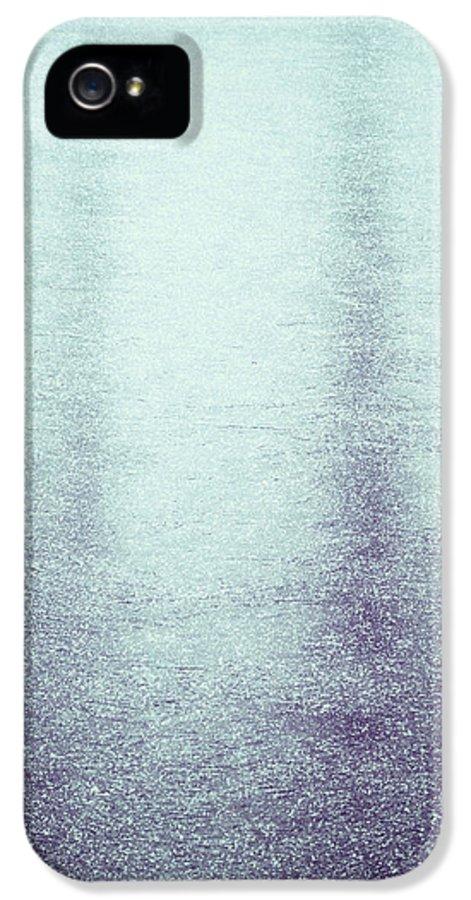 Frozen IPhone 5 / 5s Case featuring the photograph Frozen Reflections by Wim Lanclus