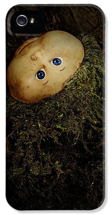 Mon Petit Chou IPhone 5 / 5s Case featuring the photograph Mon Petit Chou by Rebecca Sherman