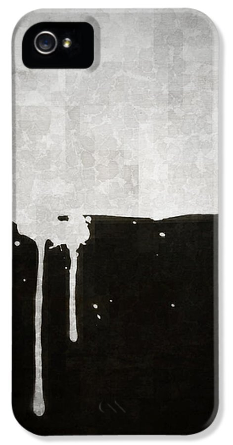 Brett IPhone 5 / 5s Case featuring the digital art Origin by Brett Pfister