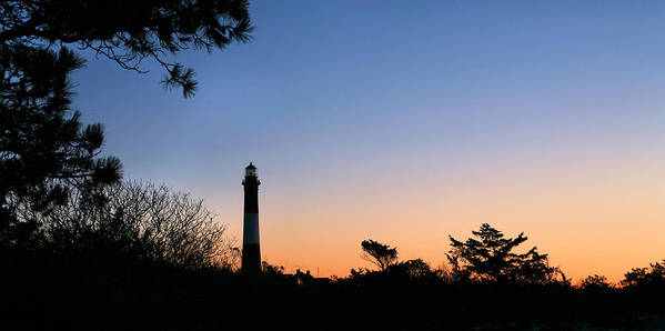 Fire Island Poster featuring the photograph Dawn Breaks by JC Findley