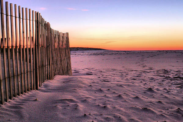 Jones Beach Poster featuring the photograph A Jones Beach Morning by JC Findley